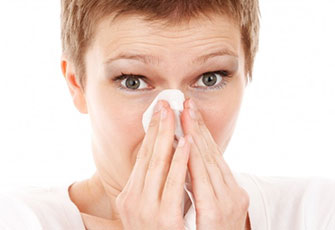 5 sprays contre la rhinite allergique !